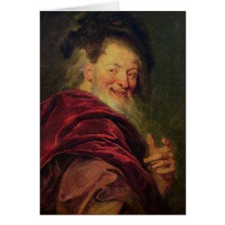 Democritus  1692 card