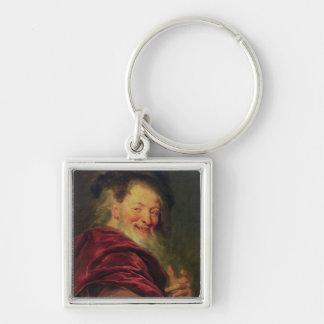Democritus  1692 keychain