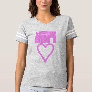 Demoiselle d'honneur 2017 tee shirts