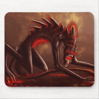 Demon Alien Mouse Pad