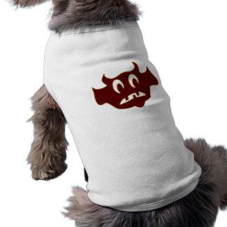 Demon demon dog tee shirt