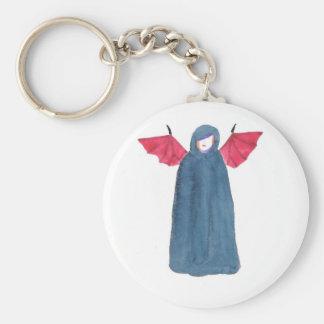 Demon Girl Keychain