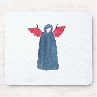 Demon Girl Mouse Pad