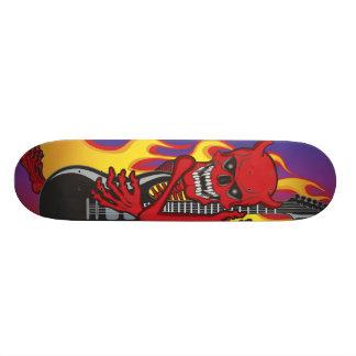 Demon of Rock Skateboard