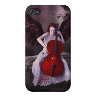 Demon Plays Celle Case For iPhone 4