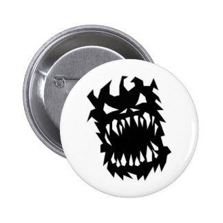 Demon screamin button