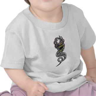 Demon Tattoo Art T-shirts