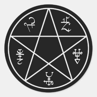 Demon Trap Sticker