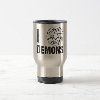 Demon Trap Travel Mug