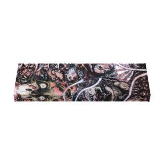 Demon Village Canvas Print