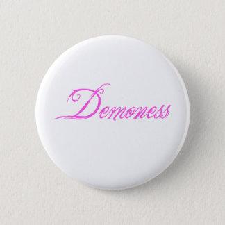 Demoness 2 Inch Round Button