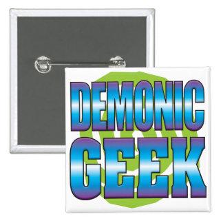 Demonic Geek v3 Buttons