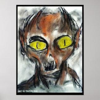 Demonic Posters