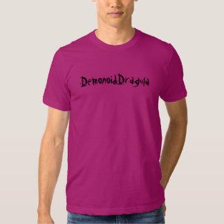 DemonoidDragula XBL Gamertage Tshirt