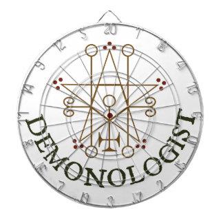 Demonologist Dart Boards