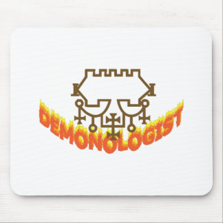 Demonologist Mouse Pad
