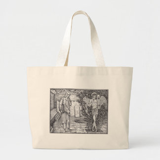 DEMONS AND ANGELS LARGE TOTE BAG