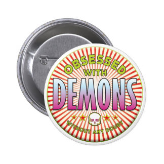 Demons Obsessed R Buttons