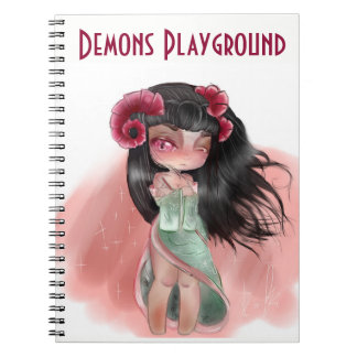 Demons Playground Notebook