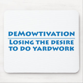 Demowtivation Mouse Pads
