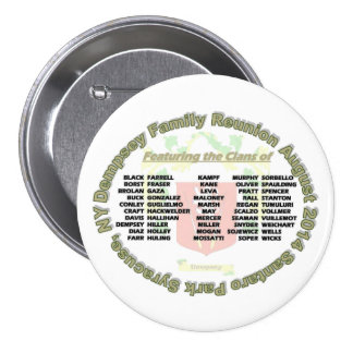 Dempsey 2014 Reunion Button