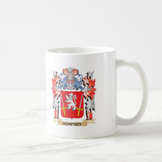 Dempsey Coat of Arms - Family Crest Coffee Mug