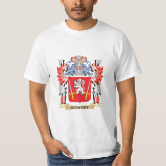 Dempsey Coat of Arms - Family Crest T-Shirt