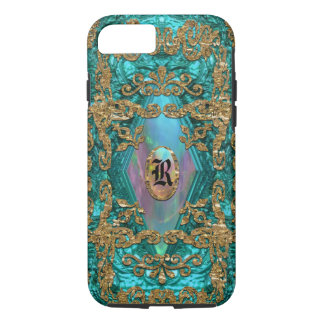 Dempsey Micha Elegant 7 Monogram iPhone 7 Case