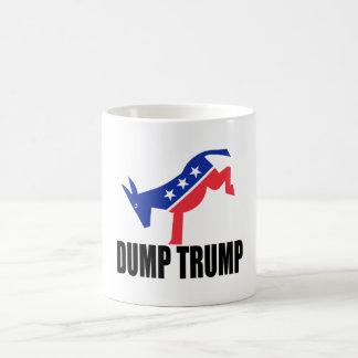 Dems Dump Trump Coffee Mug