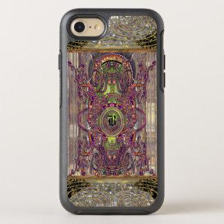 Demynthe Charda Monogram Girly OtterBox Symmetry iPhone 7 Case