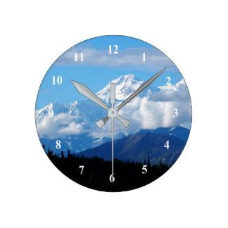 Denali 101 Clock