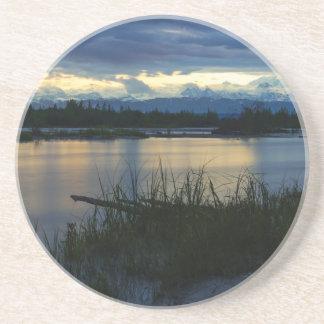 Denali Midnight Sunset Coaster