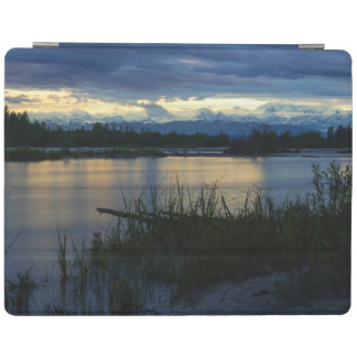 Denali Midnight Sunset iPad Cover