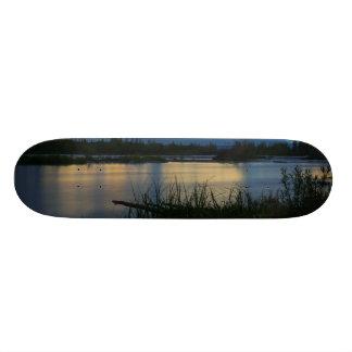 Denali Midnight Sunset Skate Boards