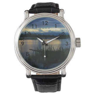 Denali Midnight Sunset Watch