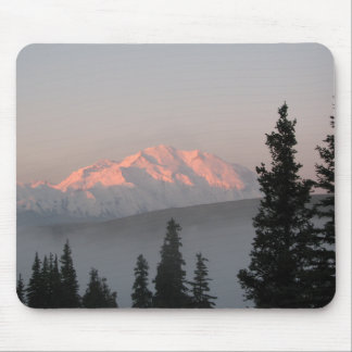 Denali Morning Mouse Pad