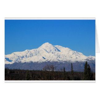 Denali mountains7 card