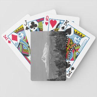 Denali (Mt. McKinley) Bicycle Playing Cards
