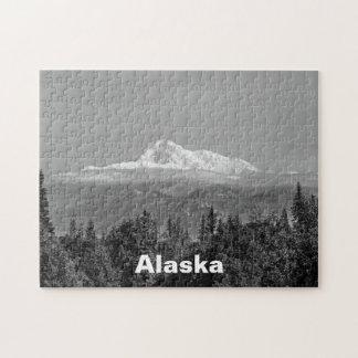 Denali (Mt. McKinley) Jigsaw Puzzle