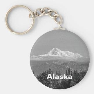 Denali (Mt. McKinley) Keychain