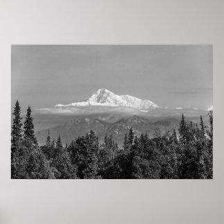 Denali (Mt. McKInley) Poster