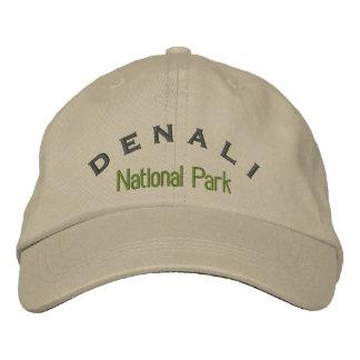 Denali National Park Embroidered Hat