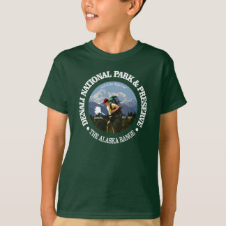 Denali National Park (Hiker C) T-Shirt