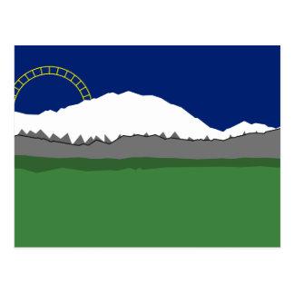Denali Postcard