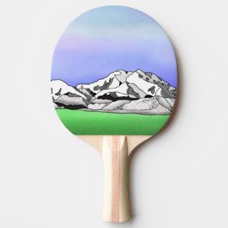 denali spots ping pong paddle