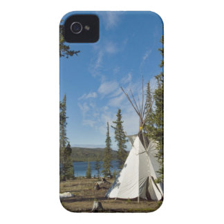 Dene Tribe gathering, Northwest Territories, iPhone 4 Case