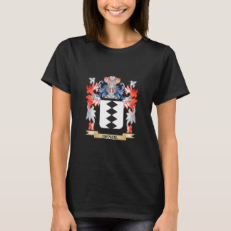 Denial Coat of Arms - Family Crest T-Shirt