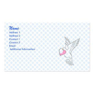 Denice Dove Business Card Templates