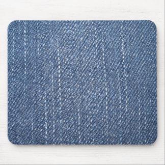 Denim 01 mouse pad