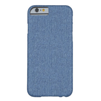 DENIM BARELY THERE iPhone 6 CASE